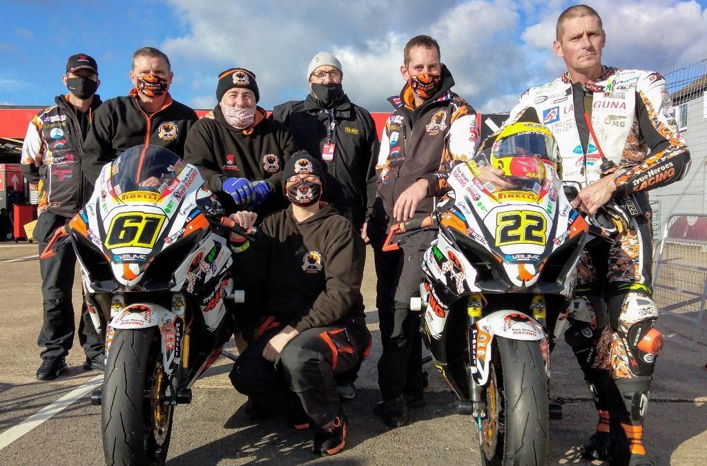 Apps IT Proud Sponsors of True Heroes Racing