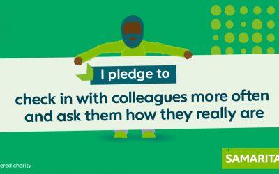 Samaritan's Annual Awareness Campaign 'Talk to Us'